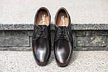 Елегантні ШКІРЯНІ чоловічі туфлі. Від Польського виробника., фото 7
