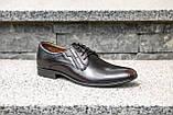 Елегантні ШКІРЯНІ чоловічі туфлі. Від Польського виробника., фото 8