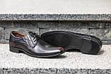 Елегантні ШКІРЯНІ чоловічі туфлі. Від Польського виробника., фото 9