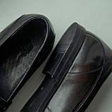 Туфлі лофери, коричневі., фото 3
