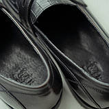 Туфлі лофери, коричневі., фото 5