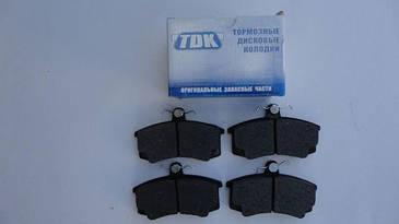 Колодка тормозная передняя ВАЗ 2108 *TDK