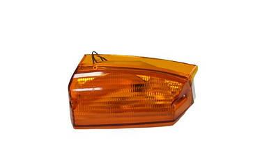 Указатель поворота ЗАЗ 1102 (Таврия) передний /правый желтый/ Формула Света