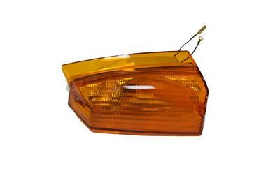 Указатель поворота ЗАЗ 1102 (Таврия) передний /левый желтый/ Формула Света