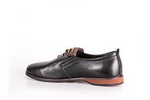 Туфлі шкіряні VadRus чорні - розмір 40,5, фото 2