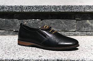 Туфлі шкіряні VadRus чорні - розмір 40,5, фото 3