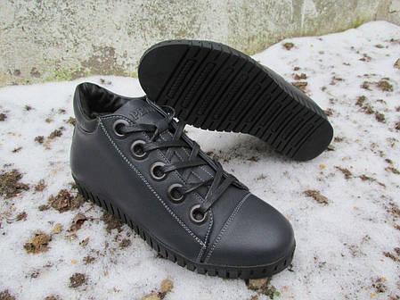 Черевики чоловічі Prime shoes сині, фото 2