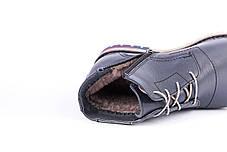 Черевики зимові VadRus сині, фото 3