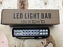 Светодиодная LED Балка (30см) 72Вт,  луч Combo (светодиоды 3w x24шт), фото 6