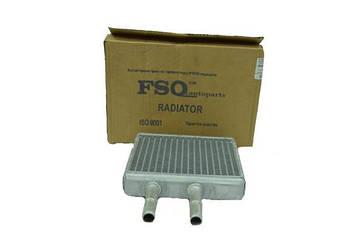 Радиатор отопителя (алюминиевый) Aveo без конд. (185*195) 1.2і/1.4і/1.6і *FSO