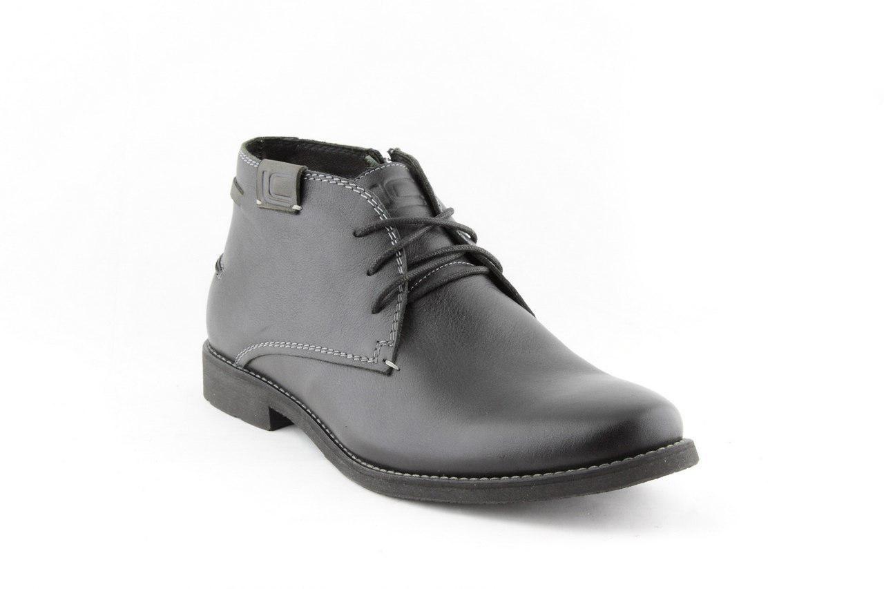 Зимові черевики Lucky Choice чорні
