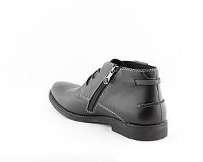 Зимові черевики Lucky Choice чорні, фото 2