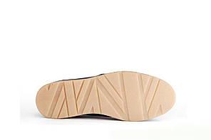Сині туфлі ІКОС комфортні - 43 розмір, фото 3