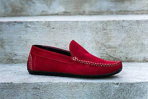Мокасини Prime Shoes червоні, фото 2