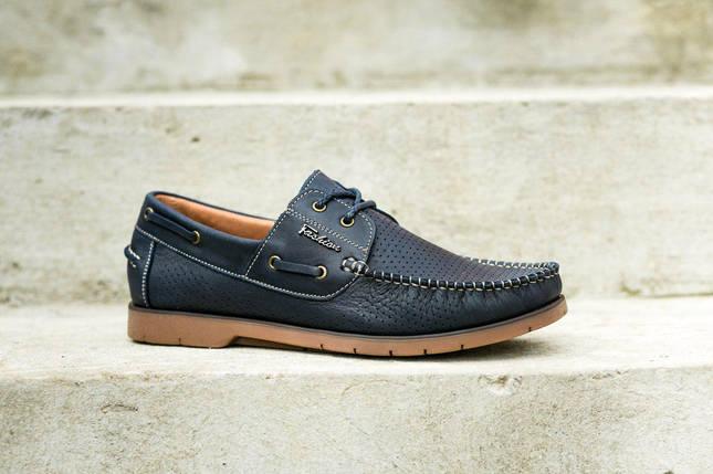 Топсайдери Prime Shoes сині - 41 розмір, фото 2