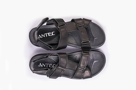 Босоніжки Чоловічі чорні ANTEC, фото 2