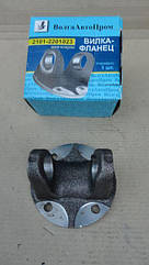 Фланец карданного вала ВАЗ 2101-2107 под крестовину (уши) ВолгаАвтоПром