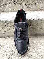Кросівки Luciano Bellini сині, фото 2