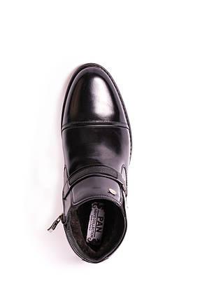 Черевики зимові Pan чорні - 42,5 розмір, фото 2