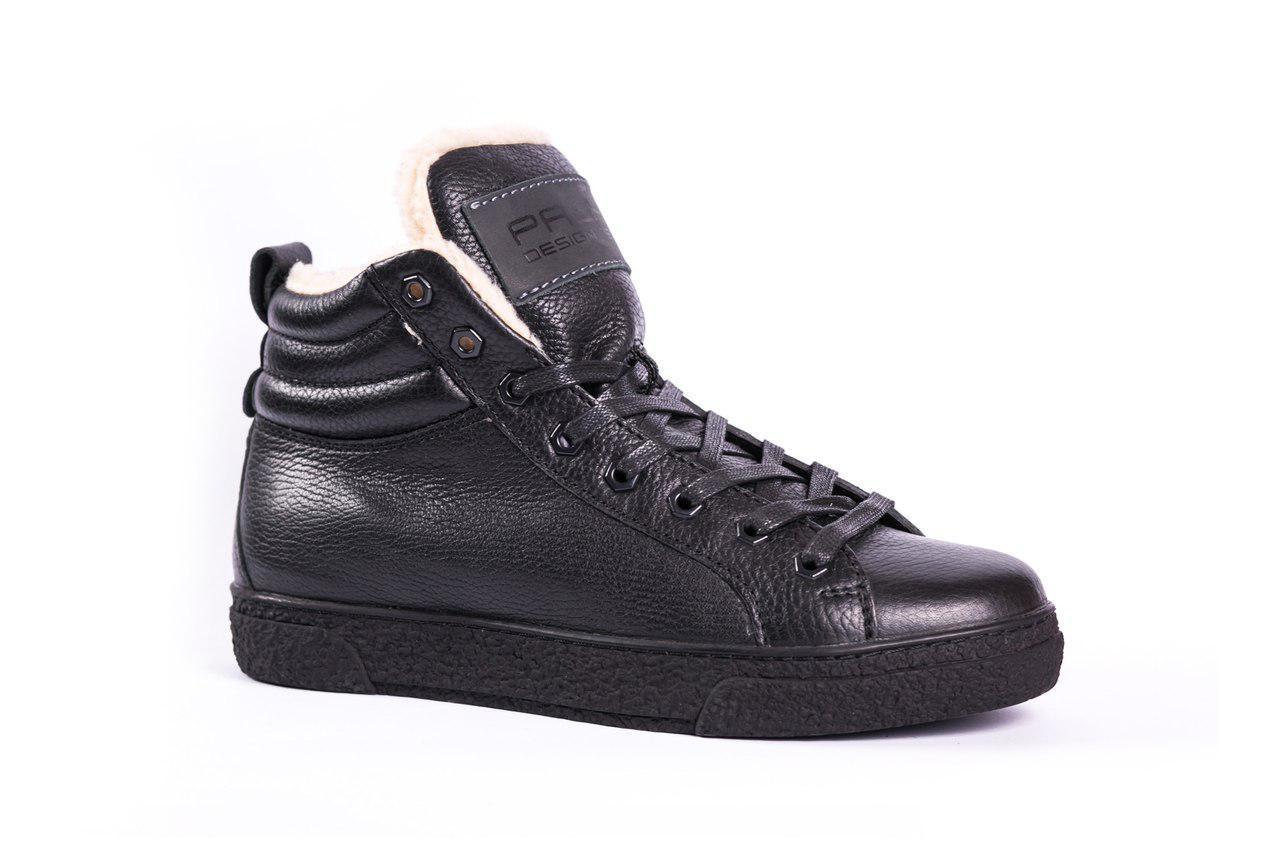 Чоловічі черевики Carlo Pachini чорні
