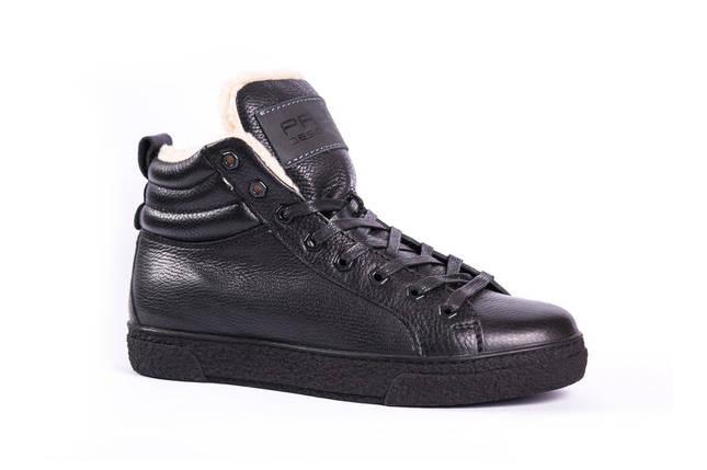 Чоловічі черевики Carlo Pachini чорні, фото 2