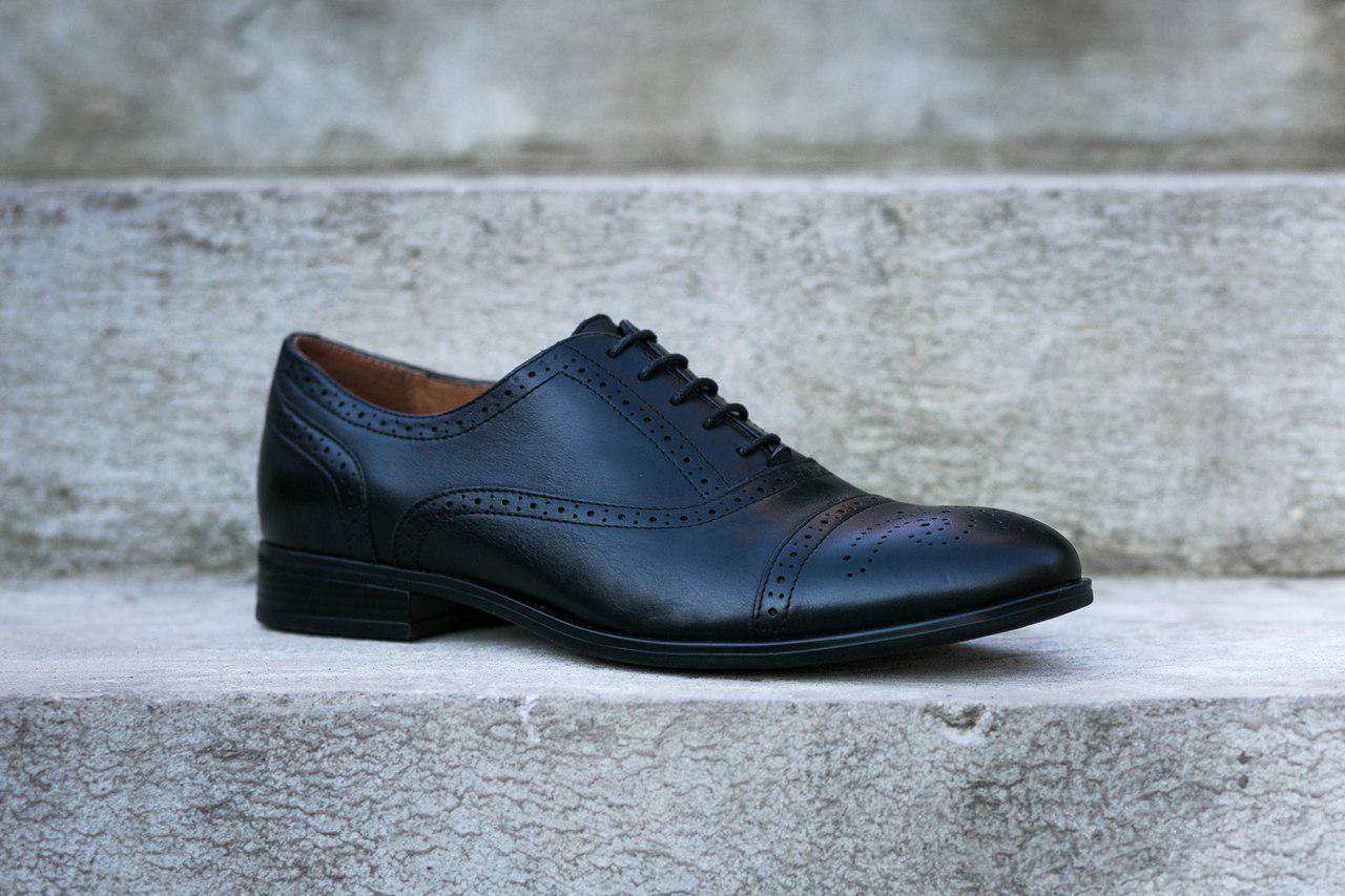 Туфлі борги, чорні ІКОС