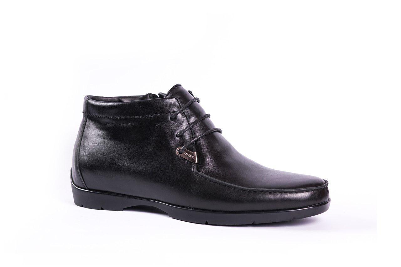 Зимові черевики Solo Man чорні