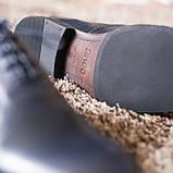 Туфлі броги сині ІКОС, фото 5