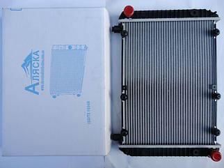 Радиатор охлаждения ГАЗ 3110 (алюминиевый) (B-LA022) (D-16мм) Аляска