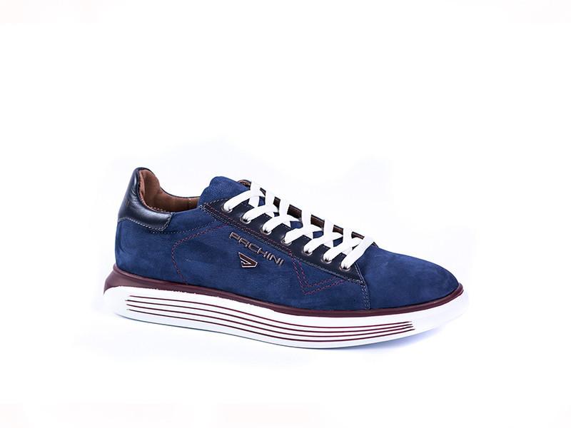 Кросівки Carlo Pachini нубук, сині