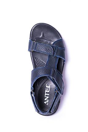 Босоніжки ANTEC сині, фото 2