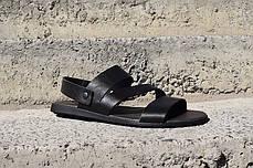 Сандалі Affinity чорні, фото 2