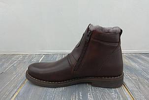 Чоловіче шкіряне взуття Lemar, ваші ноги завжди в теплі!, фото 2