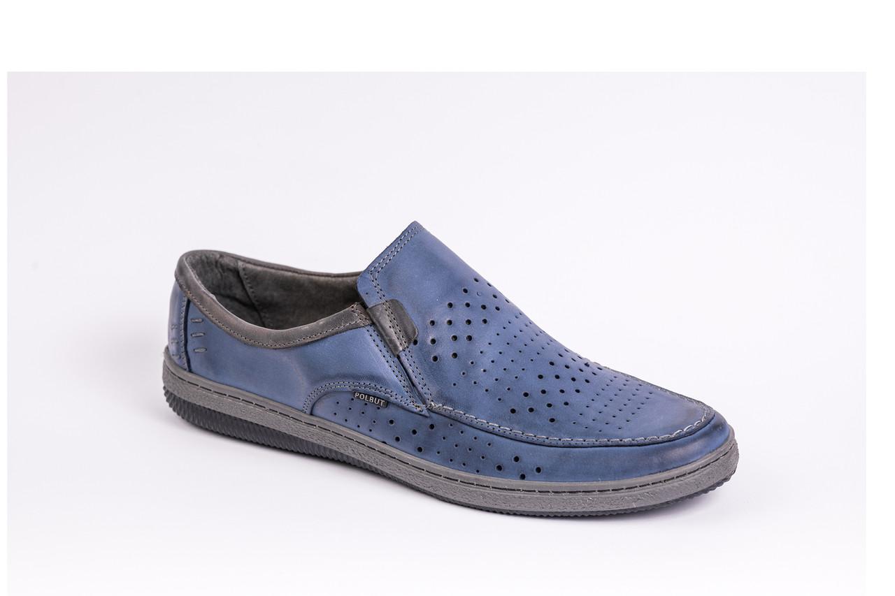 Туфлі Polbut сині