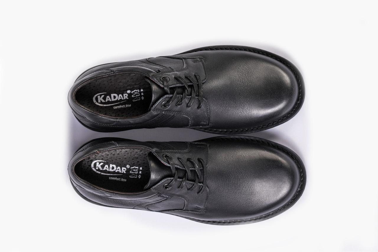 Туфлі чорні Kadar