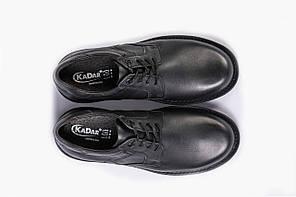 Туфлі чорні Kadar, фото 2