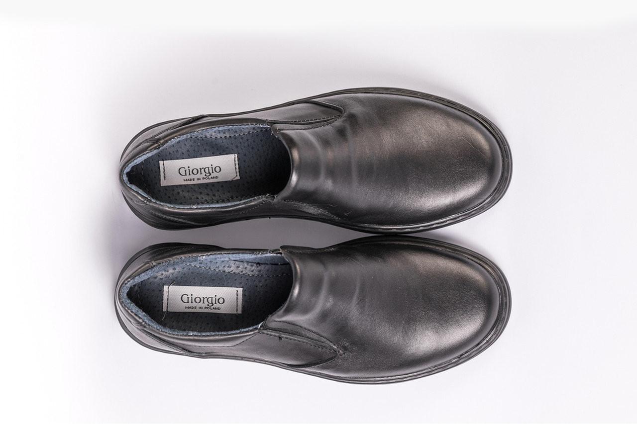 Туфлі Giorgio чорні