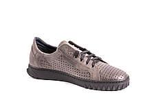 Кросівки сірі ІКОС, фото 2