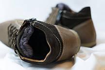 Черевики Minardi світло-коричневі, фото 3