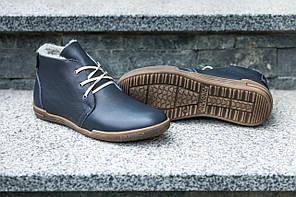 Шкіряні зимові черевики, не дозволять вам мерзнути взимку!, фото 2
