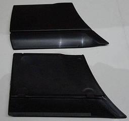 Молдинг крыла ВАЗ 2114 передний боковой (широкий) (к-кт 2 шт) Кампласт
