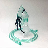 Кислородная накладка (дыхательная) с небулайзером (для подачей лекарств)