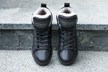 Чоловічі черевики з ефектним дизайном Carlo Pachini Z 3, фото 2