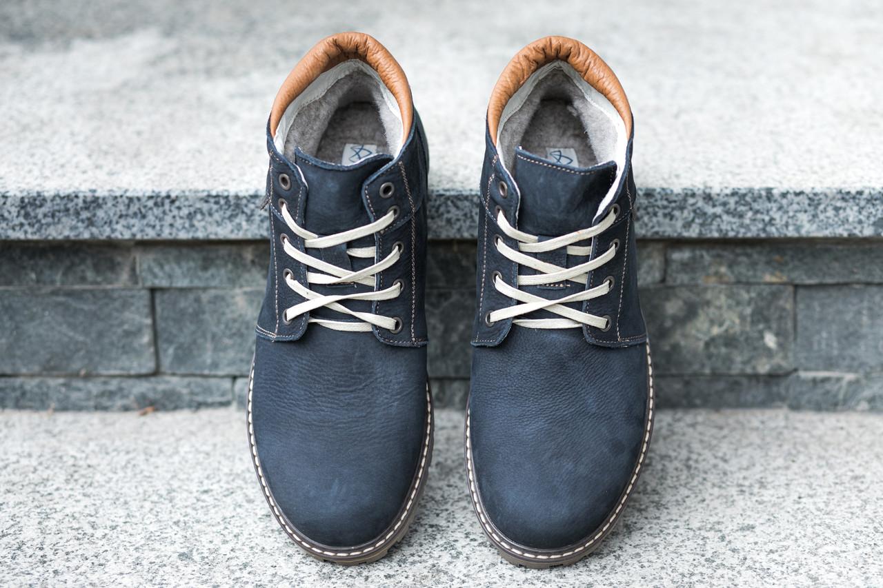 Стильні зимові черевики Affinity - 44 розмір