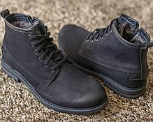 Чоловічі черевики з міцних матеріалів, фото 3