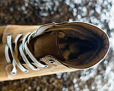 Черевики зимові замшеві Affinity руді, фото 2