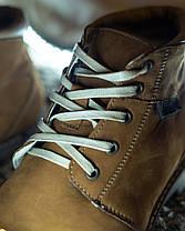 Черевики зимові замшеві Affinity руді, фото 3