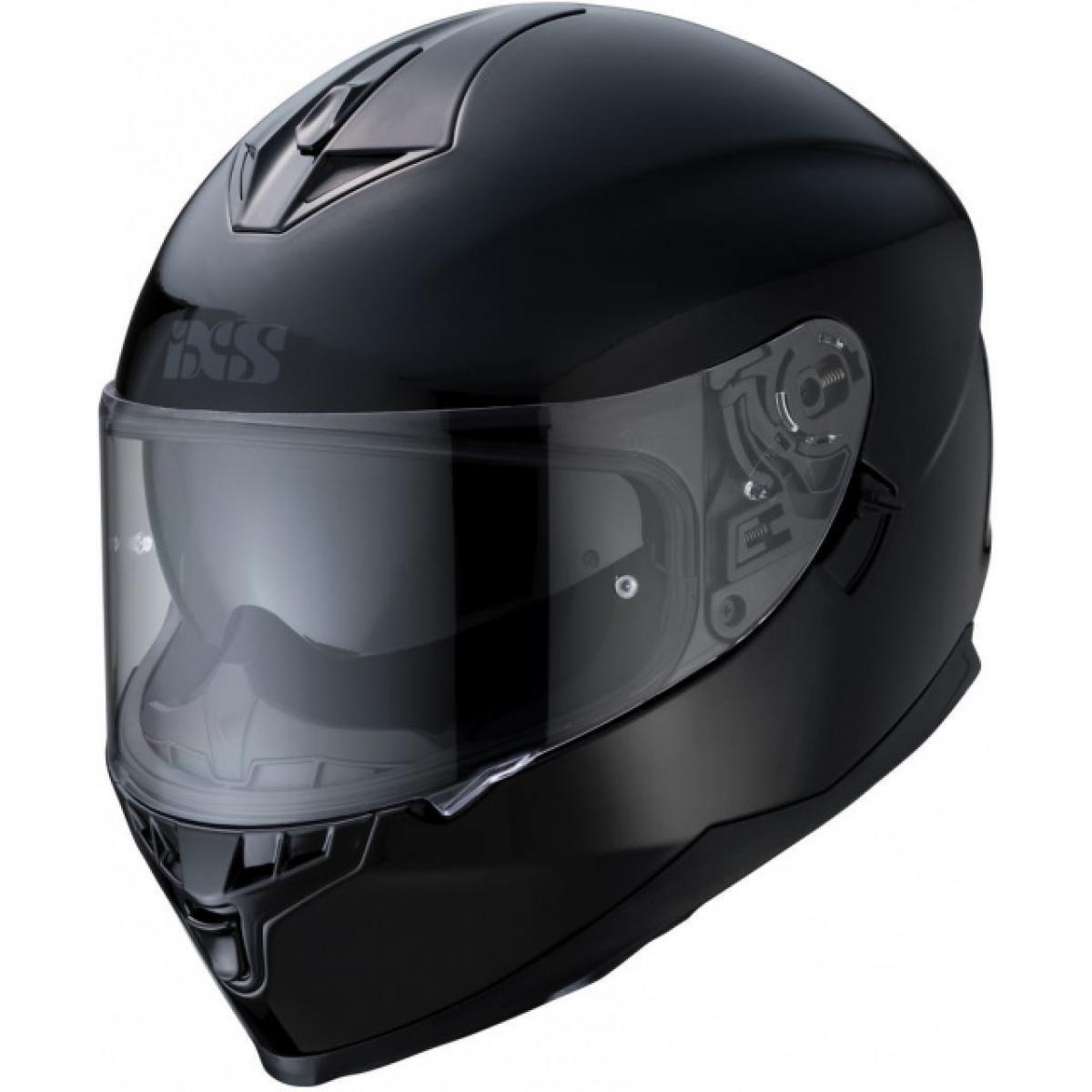 Мотошлем IXS HX 1100 Black , L