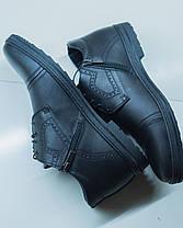 Зимові черевики VR Z 167 чорні - 44 розмір, фото 3