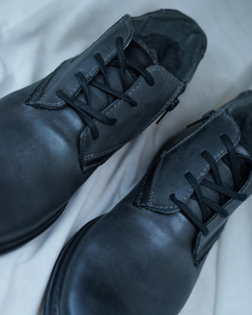 Ботинки Polbut серые